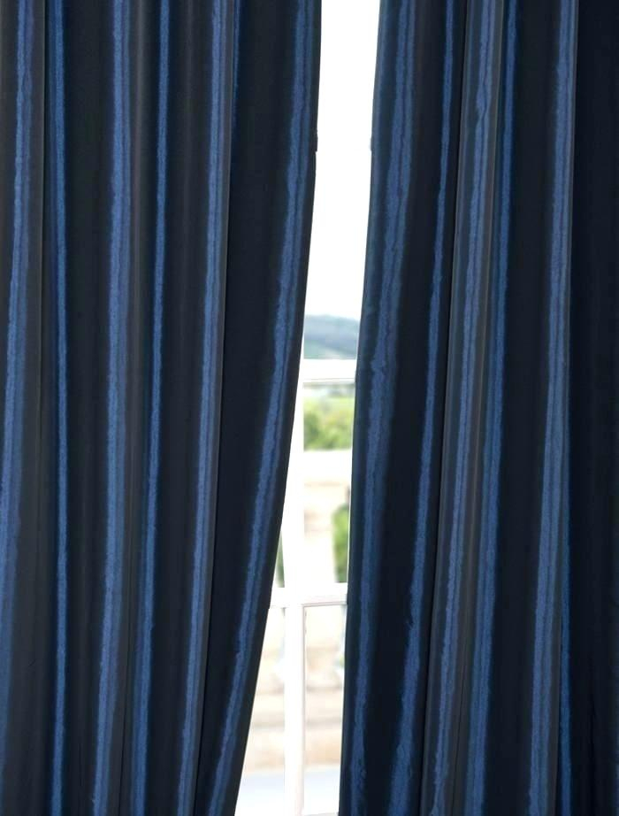 Silk Blackout Curtains – Diamond Sharp Within Overseas Faux Silk Blackout Curtain Panel Pairs (View 7 of 25)