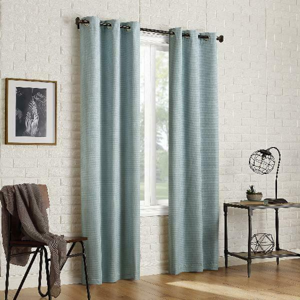 Curtain: Duran Thermal Insulated Blackout Grommet Curtain