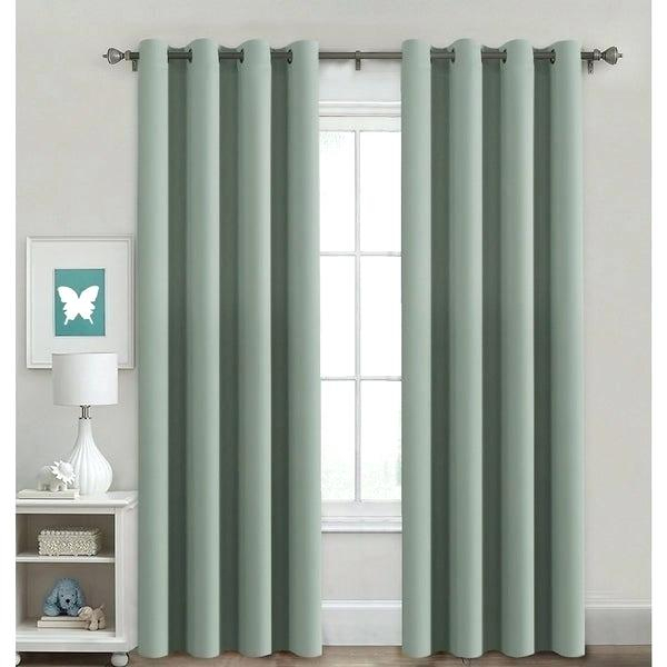 Thermal Insulated Curtains – Gerardhanberry Within Thermal Insulated Blackout Grommet Top Curtain Panel Pairs (View 17 of 25)