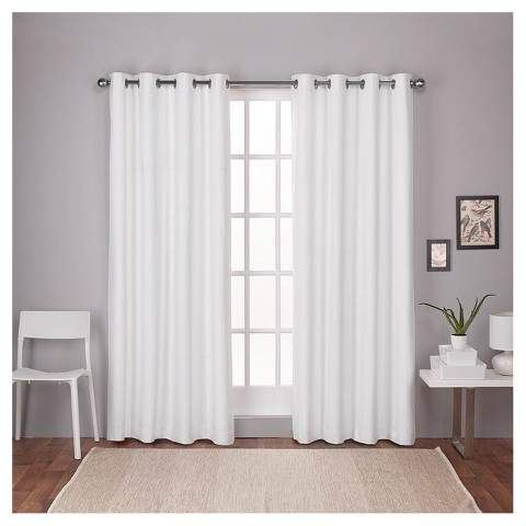 Thermal Insulated Curtains – Shopstyle Inside Duran Thermal Insulated Blackout Grommet Curtain Panels (Image 21 of 25)