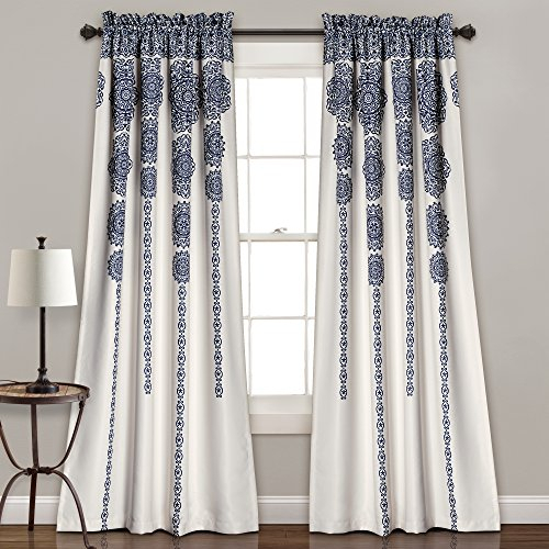 Top 15 Best Lush Decors – Top Decor Tips With Regard To Julia Striped Room Darkening Window Curtain Panel Pairs (Image 24 of 25)