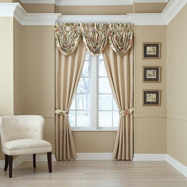 Top Curtain Panel   Best Home Decorating Ideas Regarding Wilshire Burnout Grommet Top Curtain Panel Pairs (View 18 of 25)