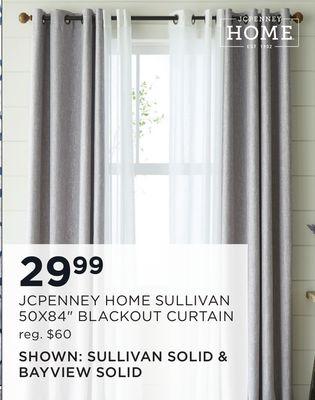 Trouvez Des Rabais Sur Curtain À Houston, Tx | Flipp With Duran Thermal Insulated Blackout Grommet Curtain Panels (Image 25 of 25)