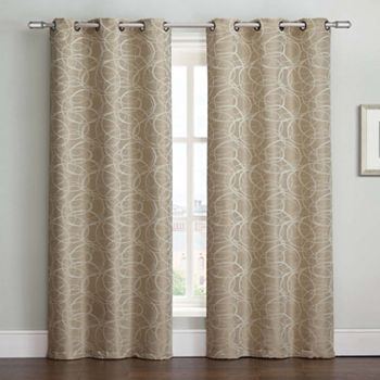 Vcny Tianna Window Curtains – 38'' X 84'' | New Home Throughout Keyes Blackout Single Curtain Panels (Photo 2 of 25)