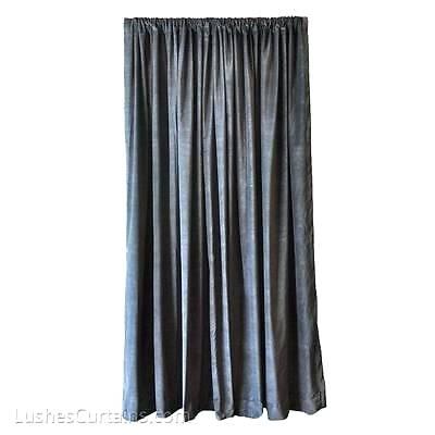 Velvet Curtain Panels – Sincelejonoticias.co With Velvet Heavyweight Grommet Top Curtain Panel Pairs (Photo 13 of 25)