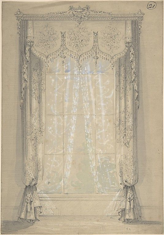 Victorian Design For Drapery Panels & Valance | Drapes With Luxurious Old World Style Lace Window Curtain Panels (Photo 12 of 25)