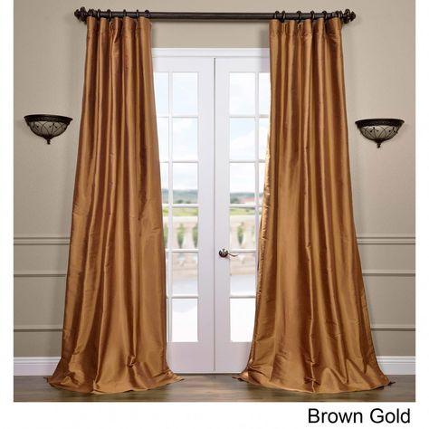 Vue Elements 1 Panel Priya Semi Sheer Window Curtain, Beig Within Vue Elements Priya Tab Top Window Curtains (Image 24 of 25)