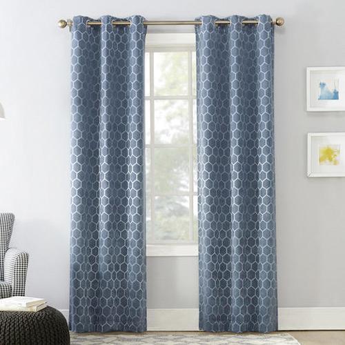Window Treatments At Menards® Regarding The Gray Barn Gila Curtain Panel Pairs (Image 25 of 25)