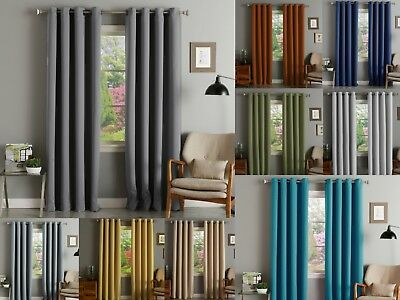 Window Treatments & Hardware, Home & Garden For Sale Inside The Gray Barn Gila Curtain Panel Pairs (View 21 of 25)