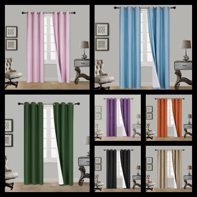 Window Treatments & Hardware, Home & Garden | Picclick With The Gray Barn Gila Curtain Panel Pairs (View 19 of 25)