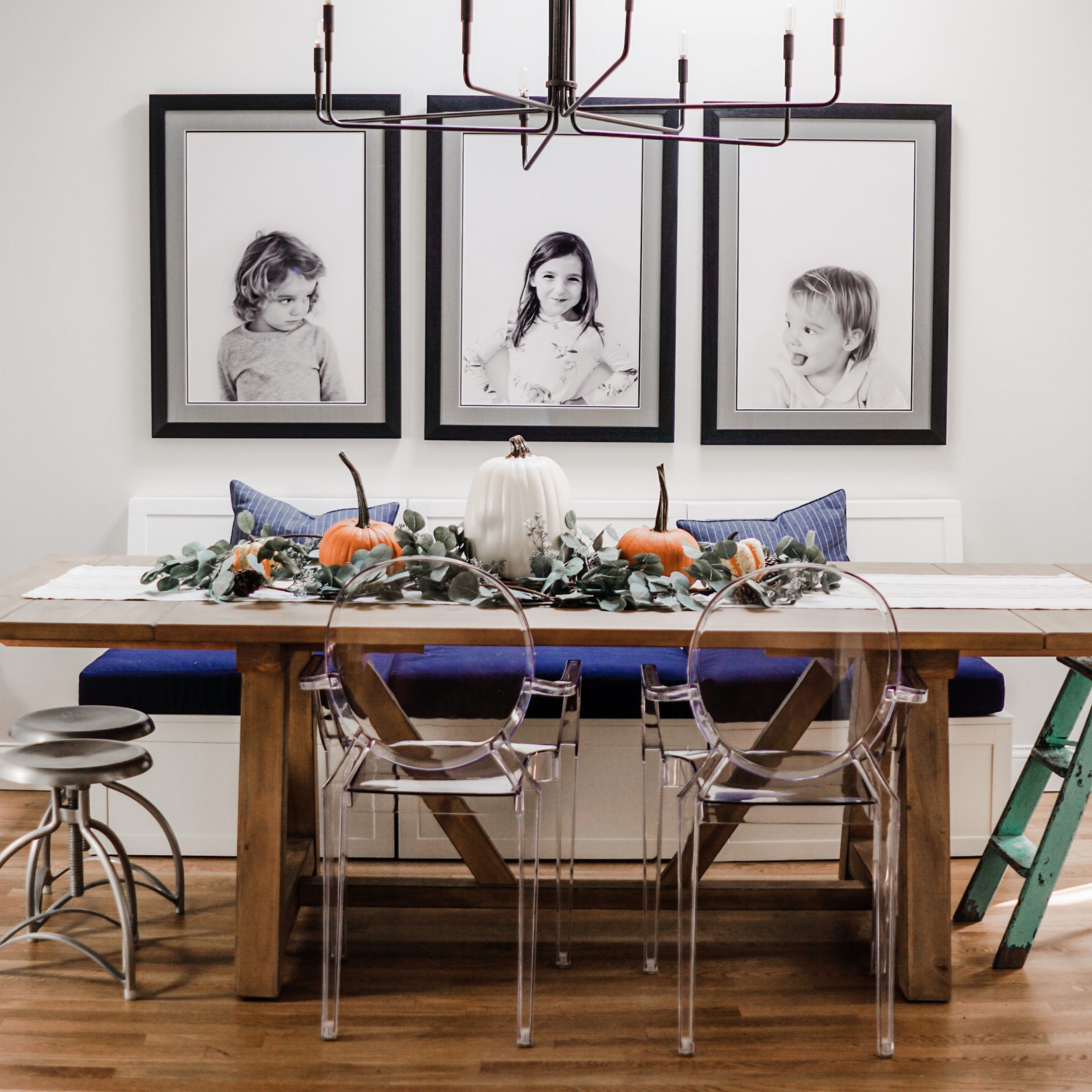 18 Of The Best Modern Farmhouse Tables Under $800 – Lovely In Current Weathered Gray Owen Pedestal Extending Dining Tables (View 15 of 25)
