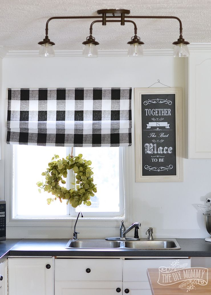 Featured Image of Farmhouse Kitchen Curtains