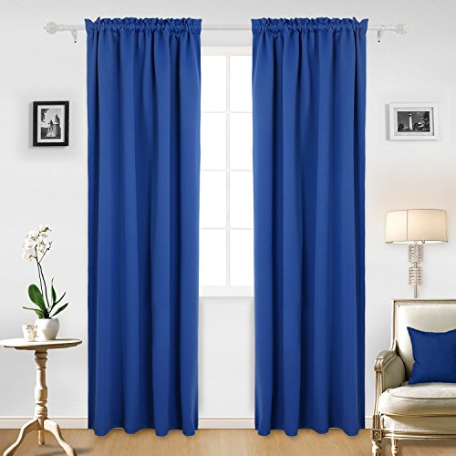 19 Most Wanted Rod Pocket Curtains – Top Decor Tips Pertaining To Rod Pocket Cotton Solid Color Ruched Ruffle Kitchen Curtains (View 25 of 25)