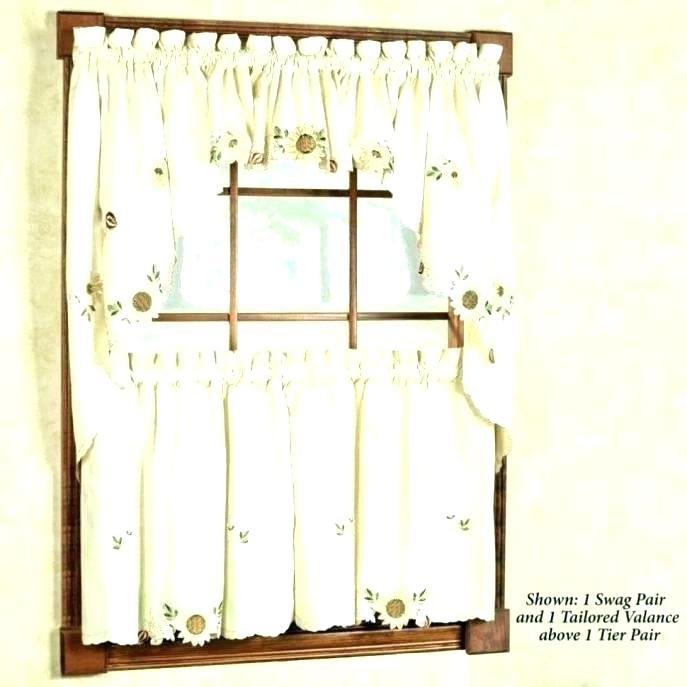 3 Piece Kitchen Curtain Set – Pilarkaltim (View 25 of 25)