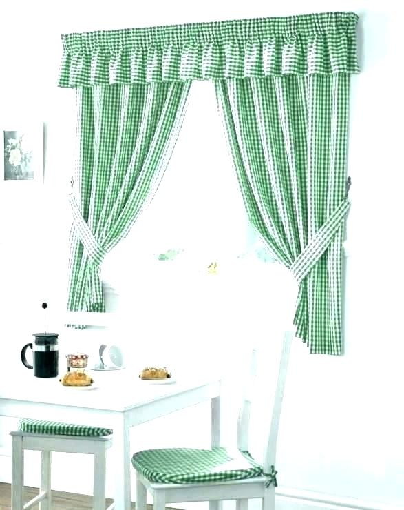 3 Piece Kitchen Curtain Set – Pilarkaltim.co With Regard To Kitchen Window Tier Sets (Photo 17 of 25)