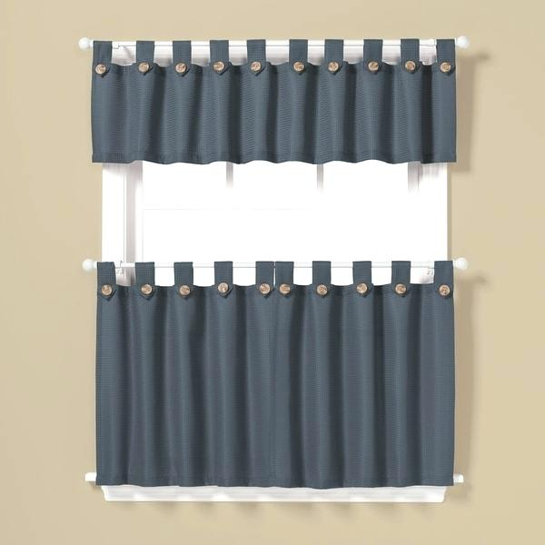 36 Inch Window Curtains Inch Curtains Window Curtain Inch In Cottage Ivy Curtain Tiers (Photo 19 of 25)
