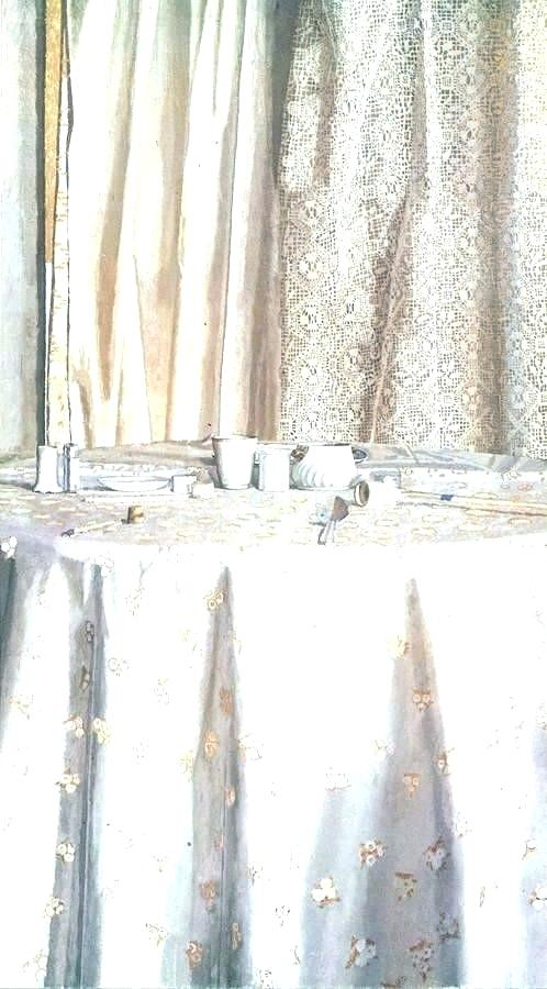 36 Length Curtains Pertaining To Red Delicious Apple 3 Piece Curtain Tiers (Photo 14 of 25)