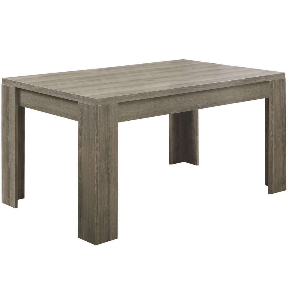 36 X 60 Reclaimed Wood Dining Table In Dining Tables Regarding Newest Bismark Dining Tables (View 9 of 25)