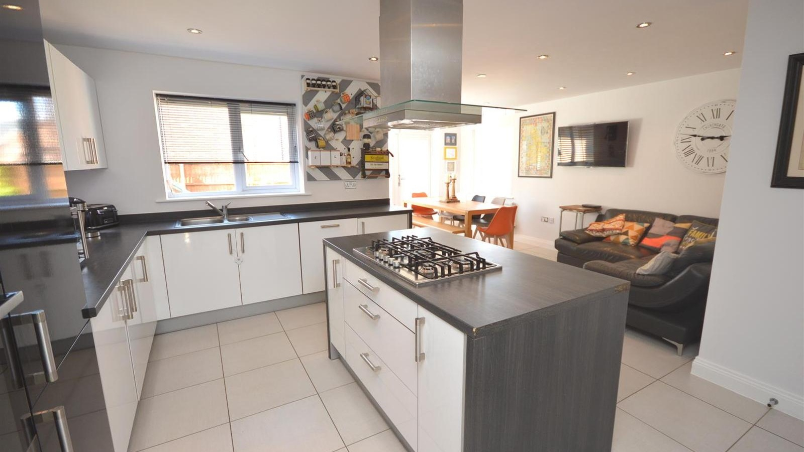 4 Bedroom Property For Sale In Elworth Hall Farm Road Within Best And Newest Elworth Kitchen Island (View 16 of 25)