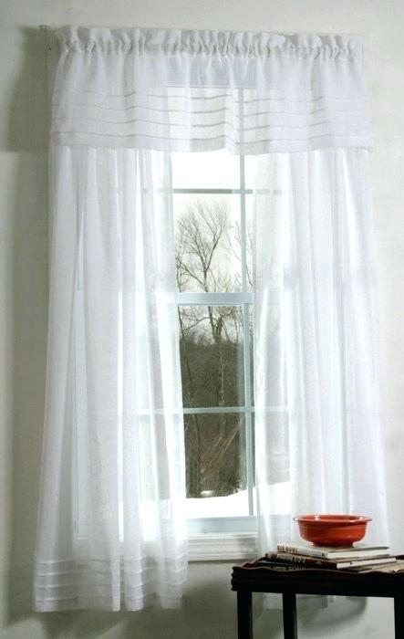 45 Inch Curtains Tiers – Gocare (View 12 of 25)