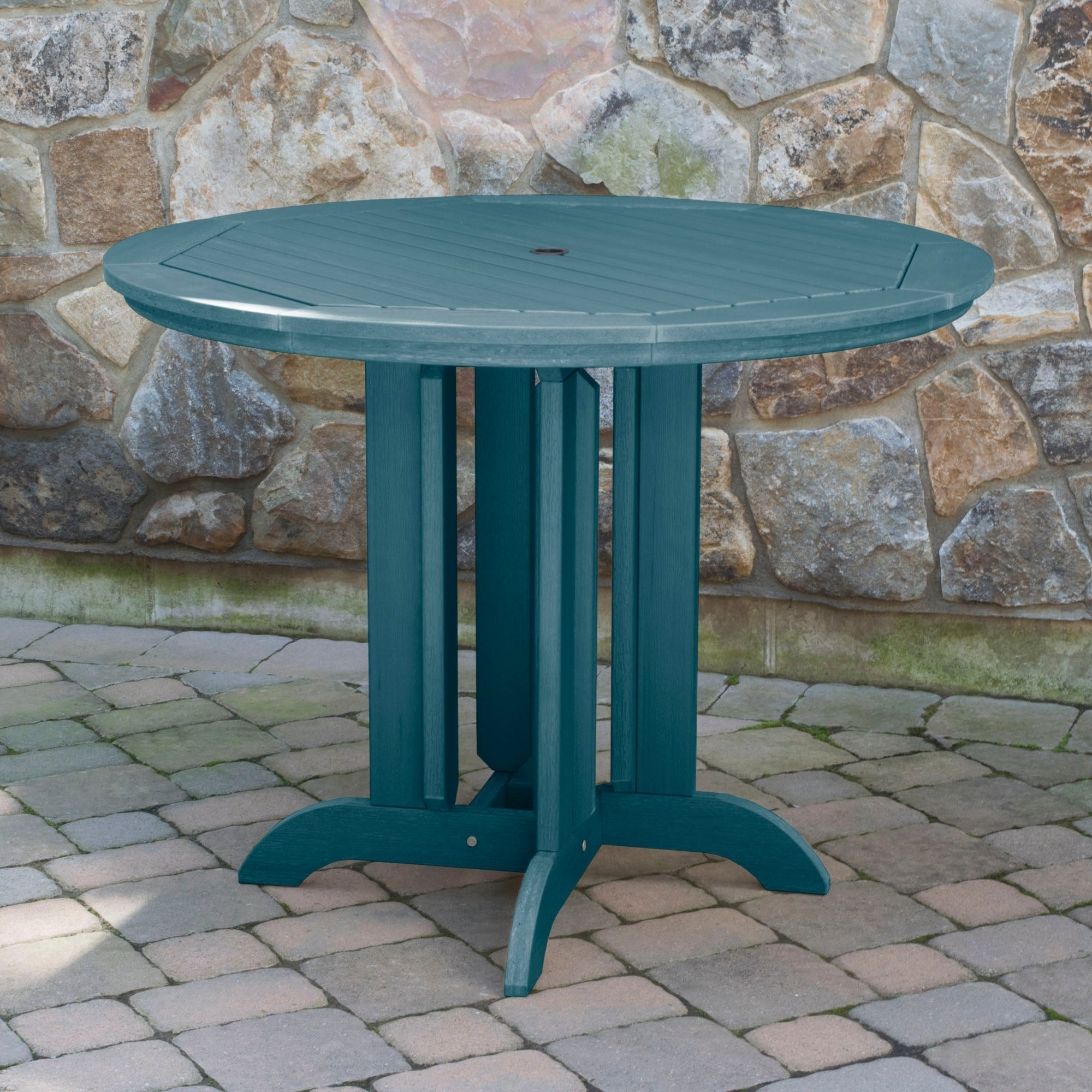 48 In Round Counter Height Dining Table Intended For Most Recently Released Benchwright Counter Height Tables (View 15 of 25)
