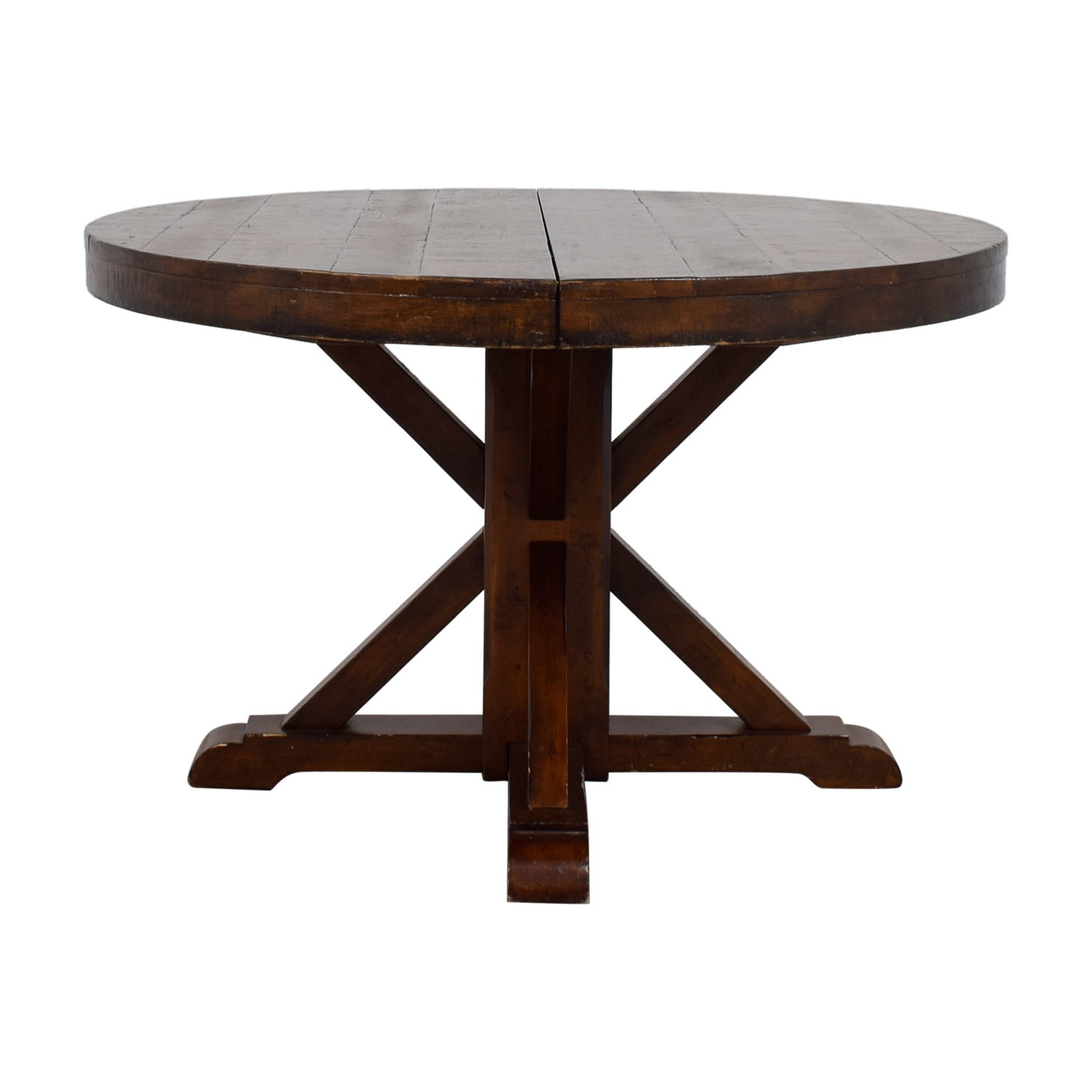 Featured Image of Benchwright Round Pedestal Dining Tables