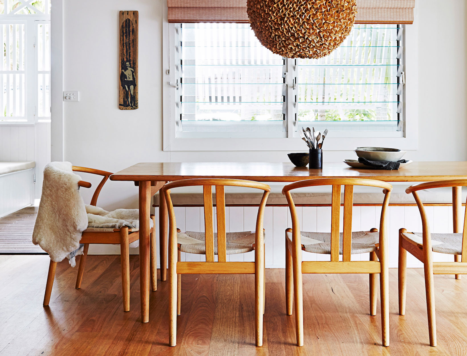 8 Design Professionals On Their Favorite Dining Tables | Goop Inside 2018 Johnson Round Pedestal Dining Tables (View 13 of 25)