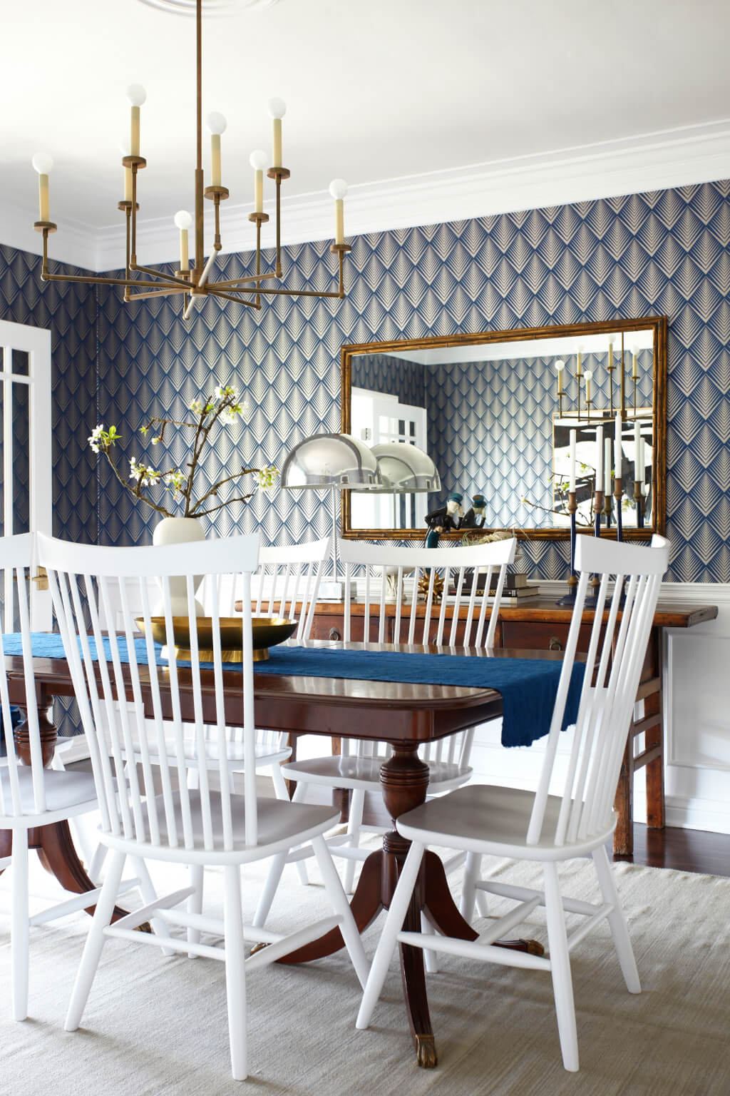 A Roundup Of 126 Dining Tables For Every Style And Space In Recent Gray Wash Banks Extending Dining Tables (View 15 of 25)