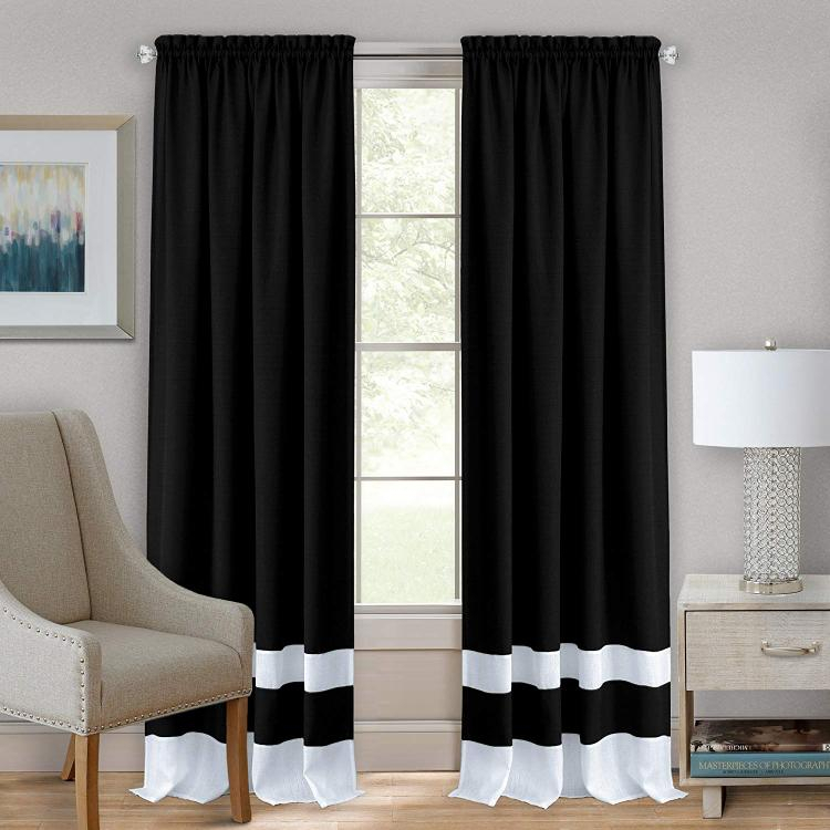 Achim Darcy Window Curtain Tier And Valance Set 58X36/58X14 – Green/camel With Dakota Window Curtain Tier Pair And Valance Sets (View 23 of 25)