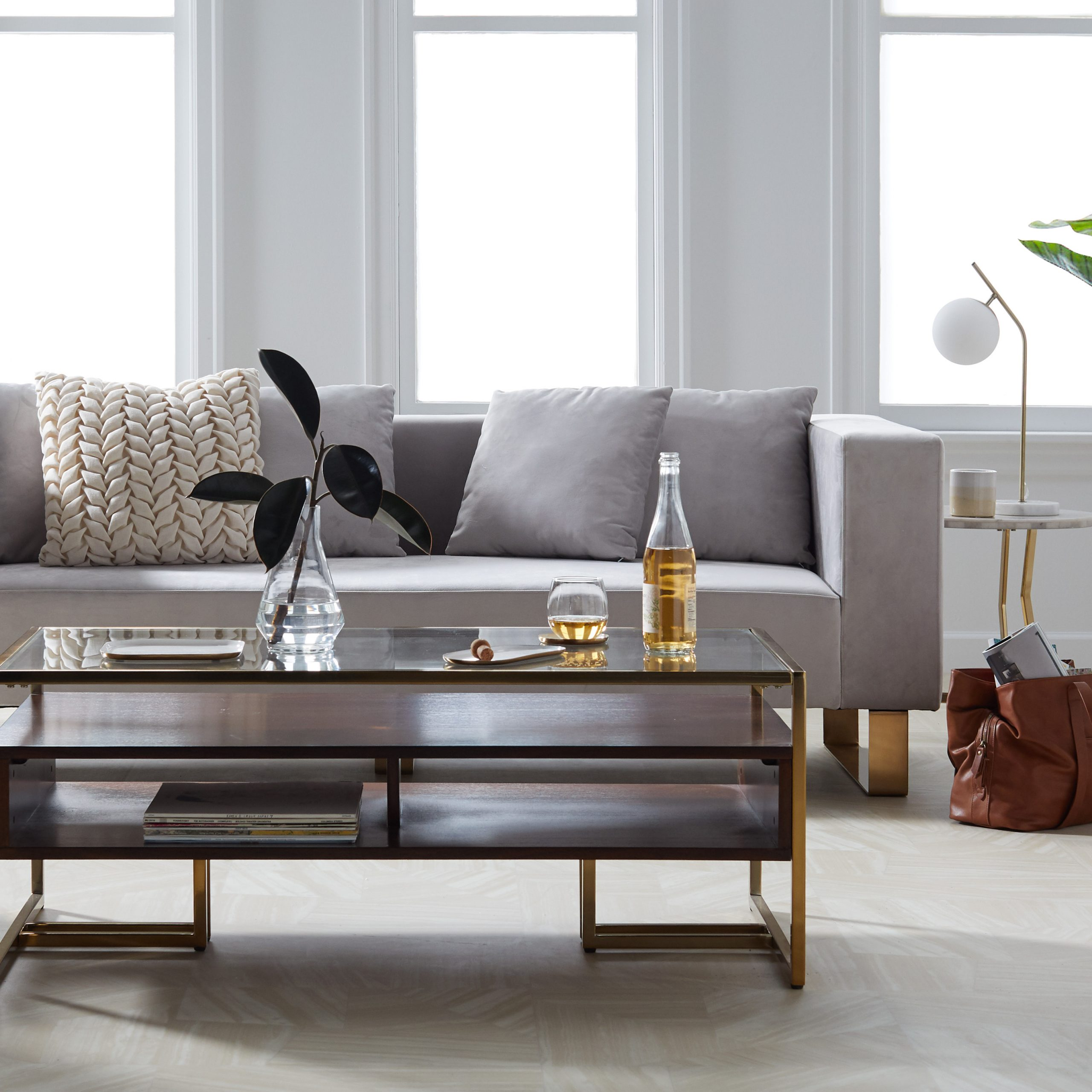 Amazing Deals On Dylia Marble And Brass Oval Dining Table With Most Current Chapman Round Marble Dining Tables (View 23 of 25)