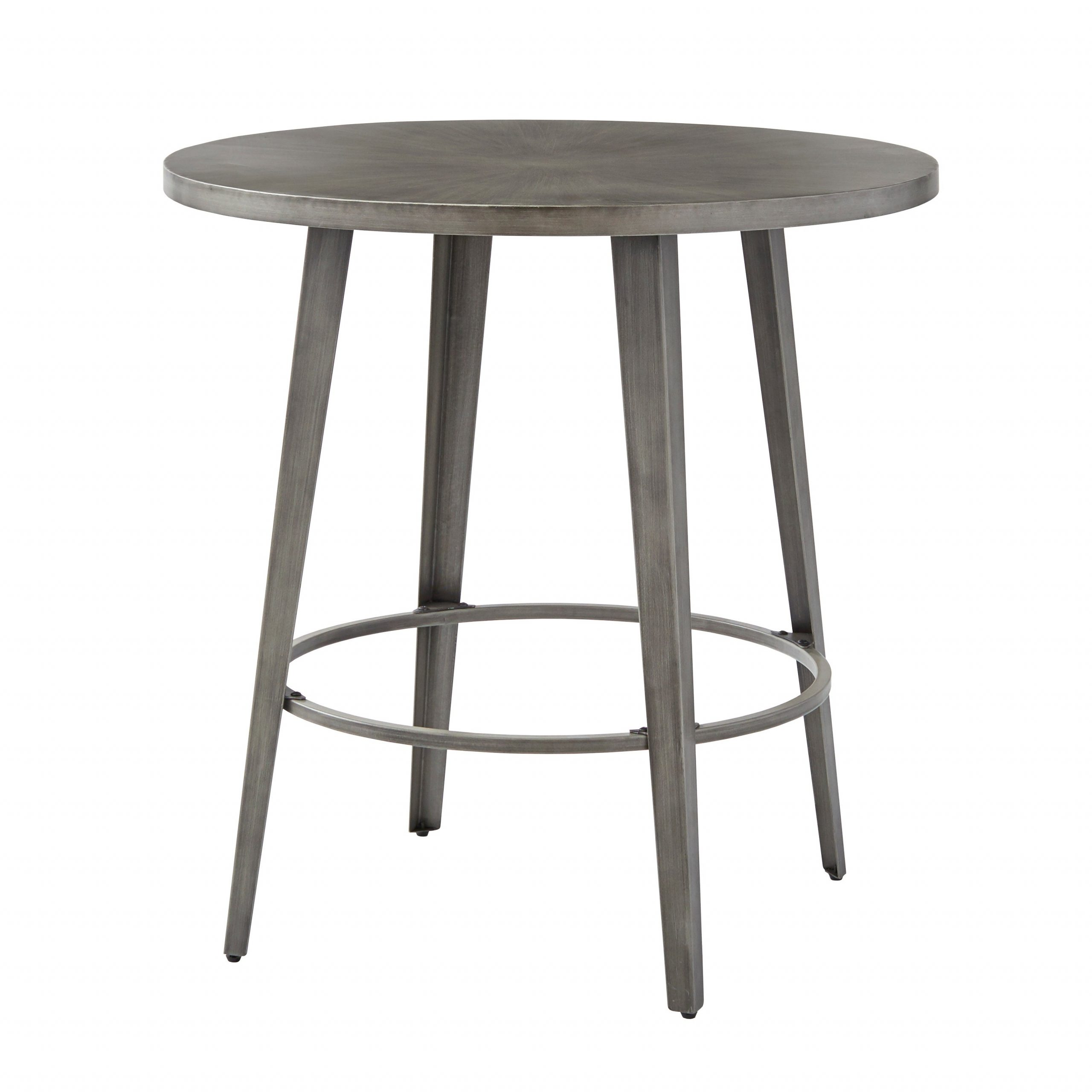Angelo:home Linden Counter Height Dining Table Pertaining To Most Popular Linden Round Pedestal Dining Tables (View 22 of 25)