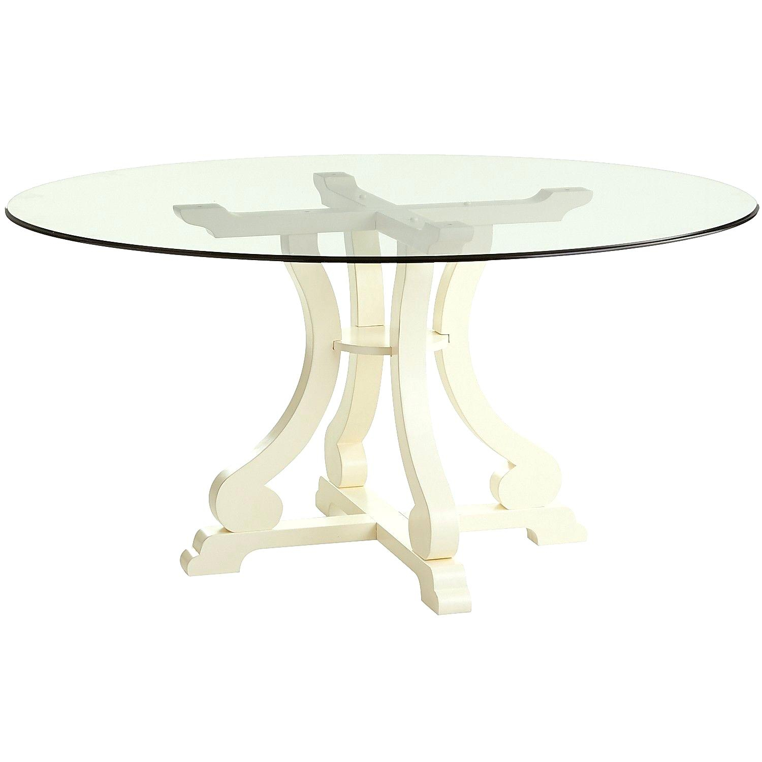 Antique White Round Dining Table – Blogie Throughout 2018 Weathered Gray Owen Pedestal Extending Dining Tables (View 20 of 25)