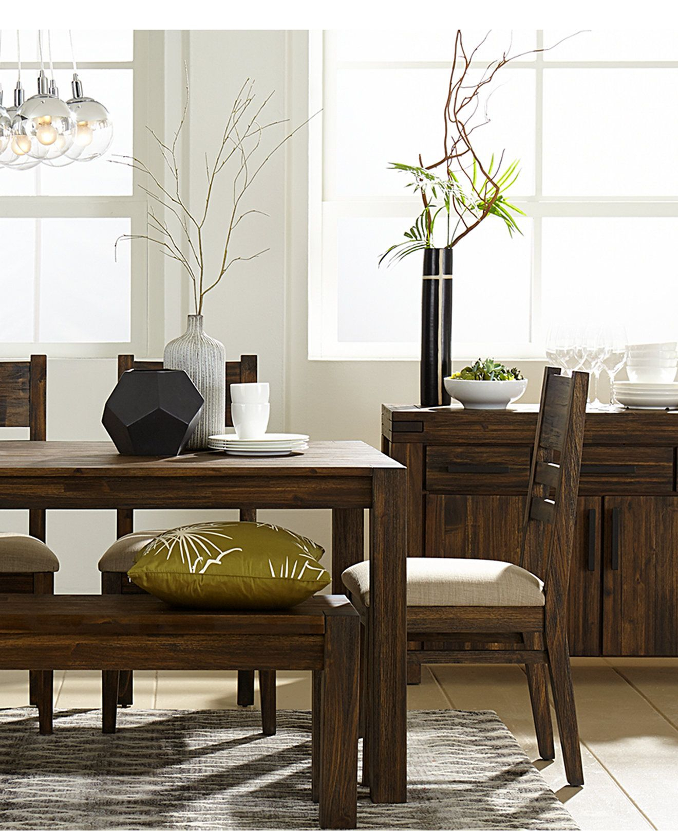 Avondale Dining Room Furniture Collection, Created For Pertaining To Recent Avondale Dining Tables (View 24 of 25)