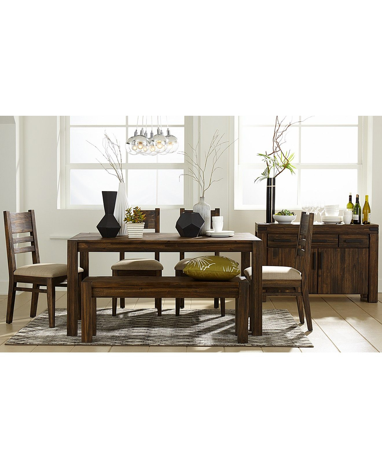 Avondale Dining Room Furniture Collection, Created For Regarding 2018 Avondale Dining Tables (View 17 of 25)
