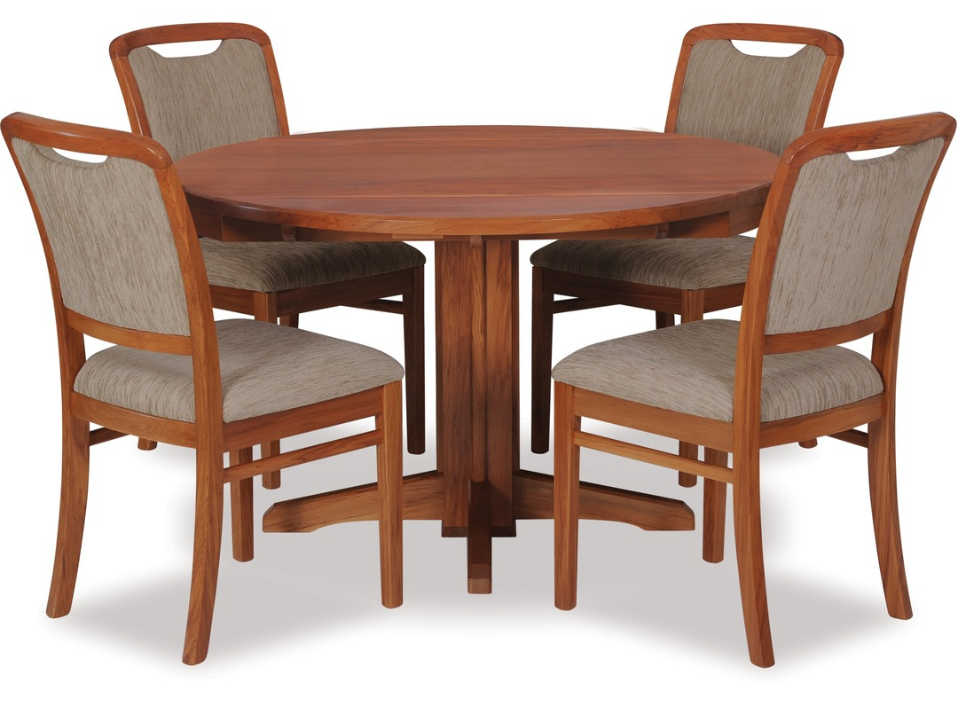 Avondale Folding Dining Table & Melody Chairs With Regard To Most Up To Date Avondale Dining Tables (View 20 of 25)
