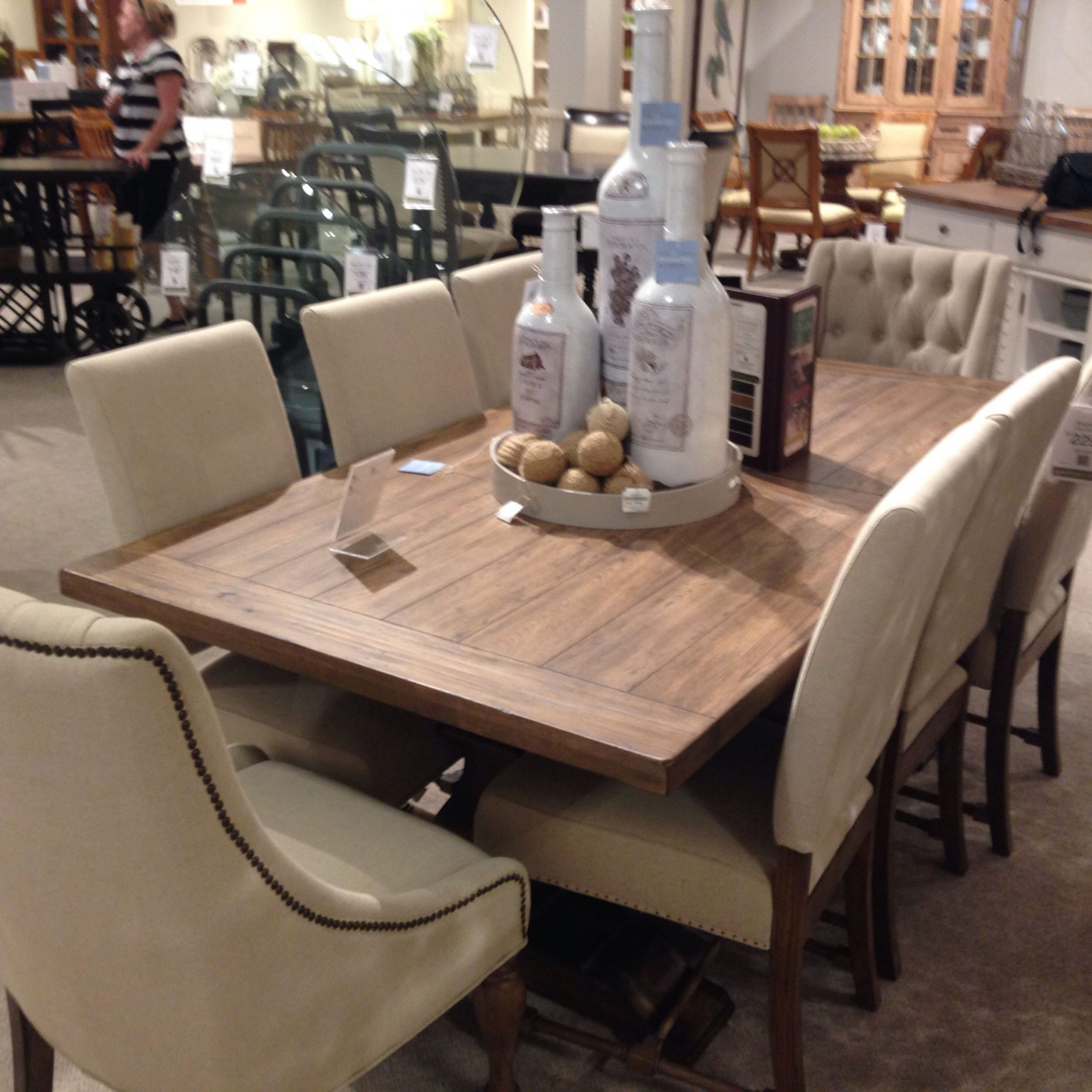 Avondale Table Havertys | Counter Height Kitchen Table Intended For Most Recent Avondale Dining Tables (View 7 of 25)