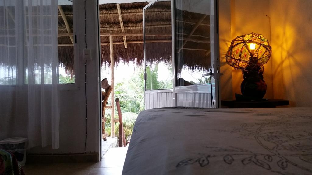 """Bacalar Camping """"el Arbol De La Vida"""" (Meksika Bacalar With Regard To La Vida Window Curtains (Image 2 of 25)"""