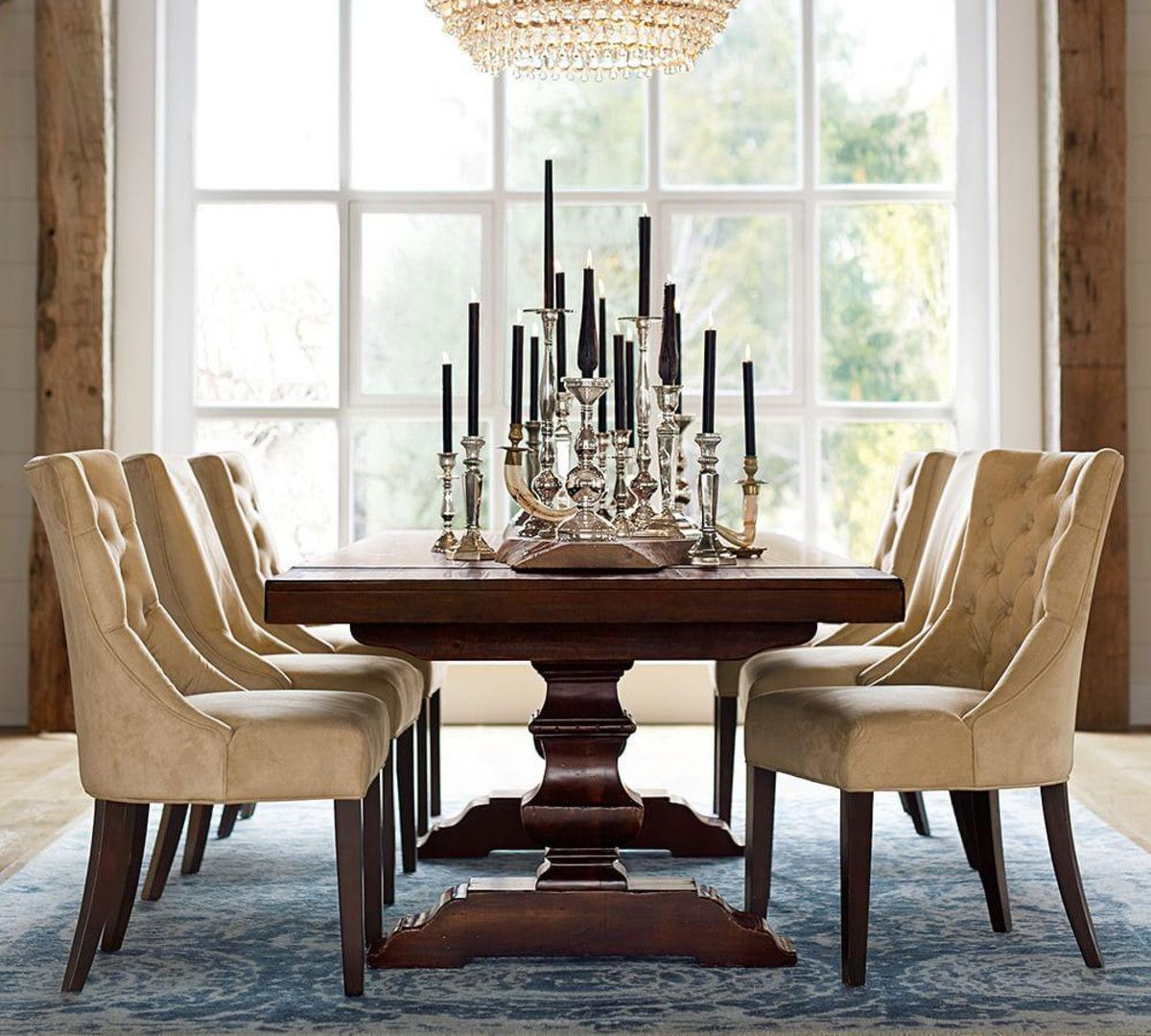Featured Image of Alfresco Brown Banks Extending Dining Tables