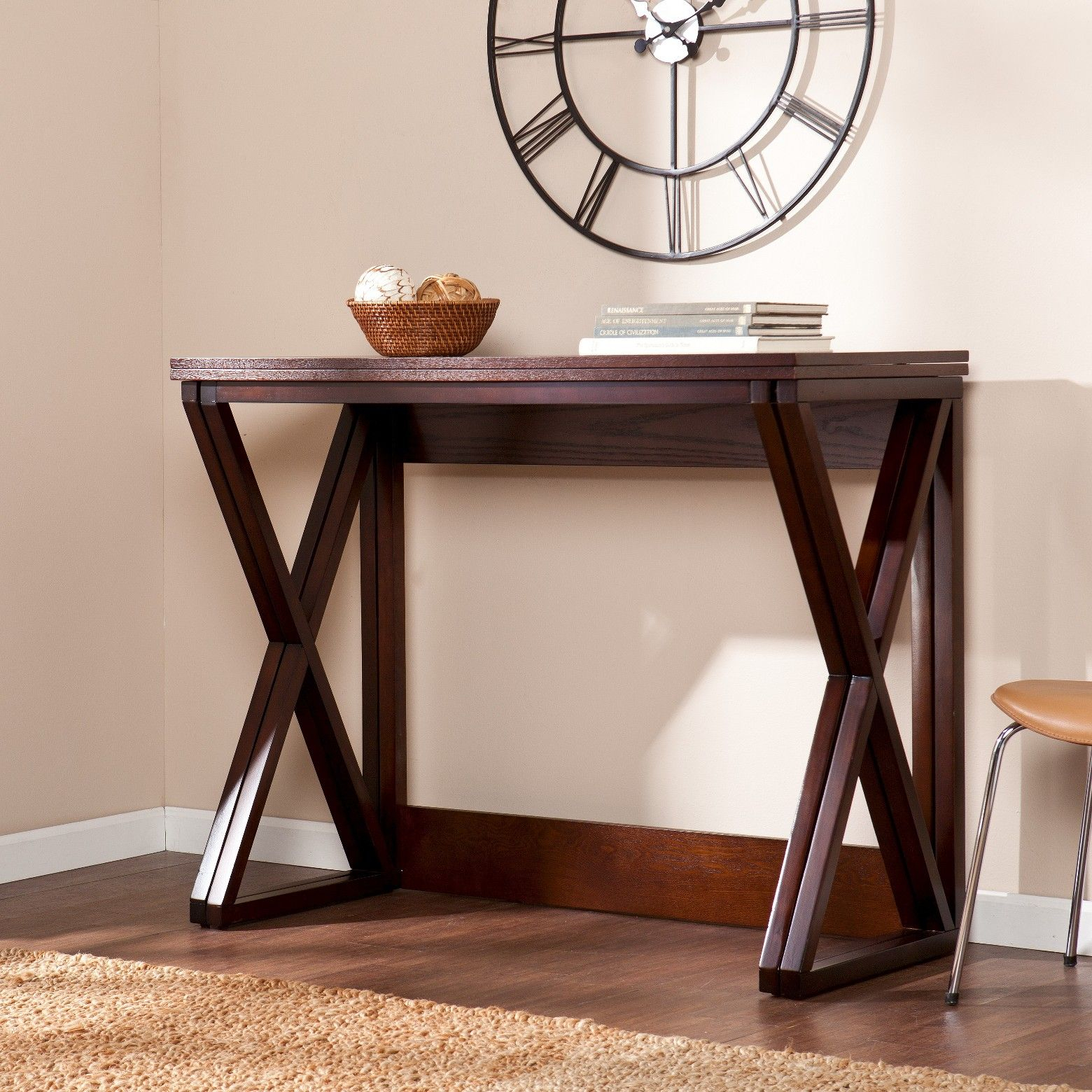 Be Prepared For Every Occasion With The Aiden Lane For Most Popular Benchwright Counter Height Tables (View 14 of 25)