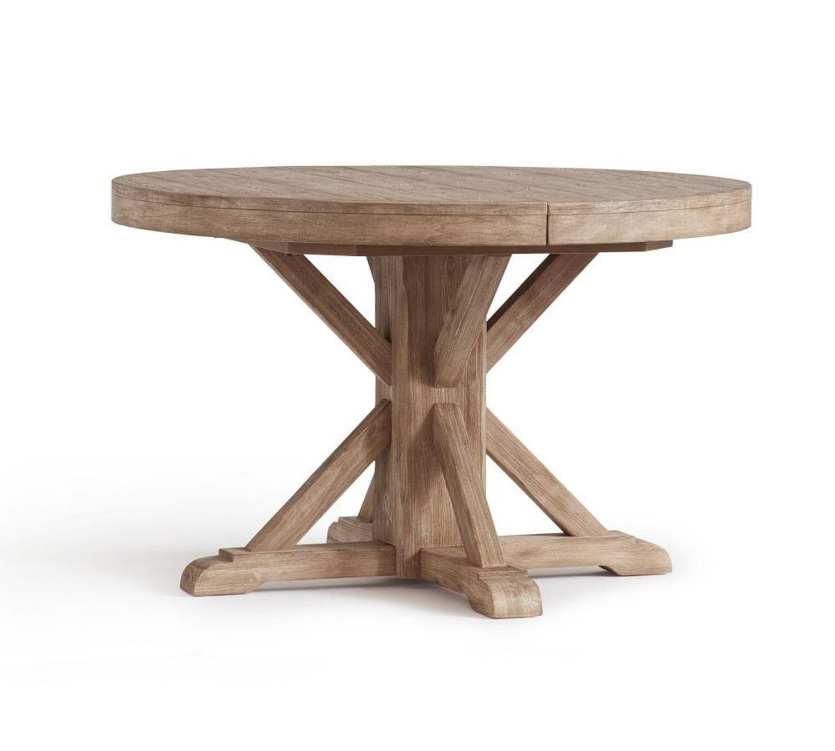 Benchwright Extending Round Table – Seadrift | New House In Most Up To Date Seadrift Benchwright Extending Dining Tables (View 5 of 25)