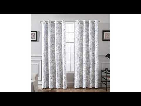 Best Deal On The Web! Driftaway Samantha Thermal/room Darkening Grommet Unlined Window Curtains,. (View 19 of 25)