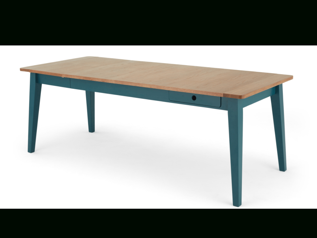 Best Extendable Dining Table: Choose From Glass And Wooden Inside Most Recently Released Modern Farmhouse Extending Dining Tables (View 15 of 25)