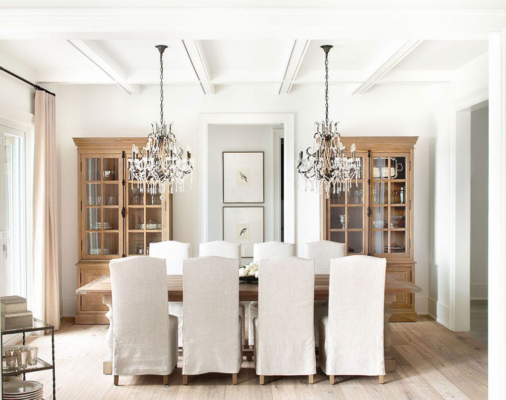 Best Restoration Hardware Style Farmhouse Dining Tables With Regard To Most Up To Date Gray Wash Banks Extending Dining Tables (View 21 of 25)