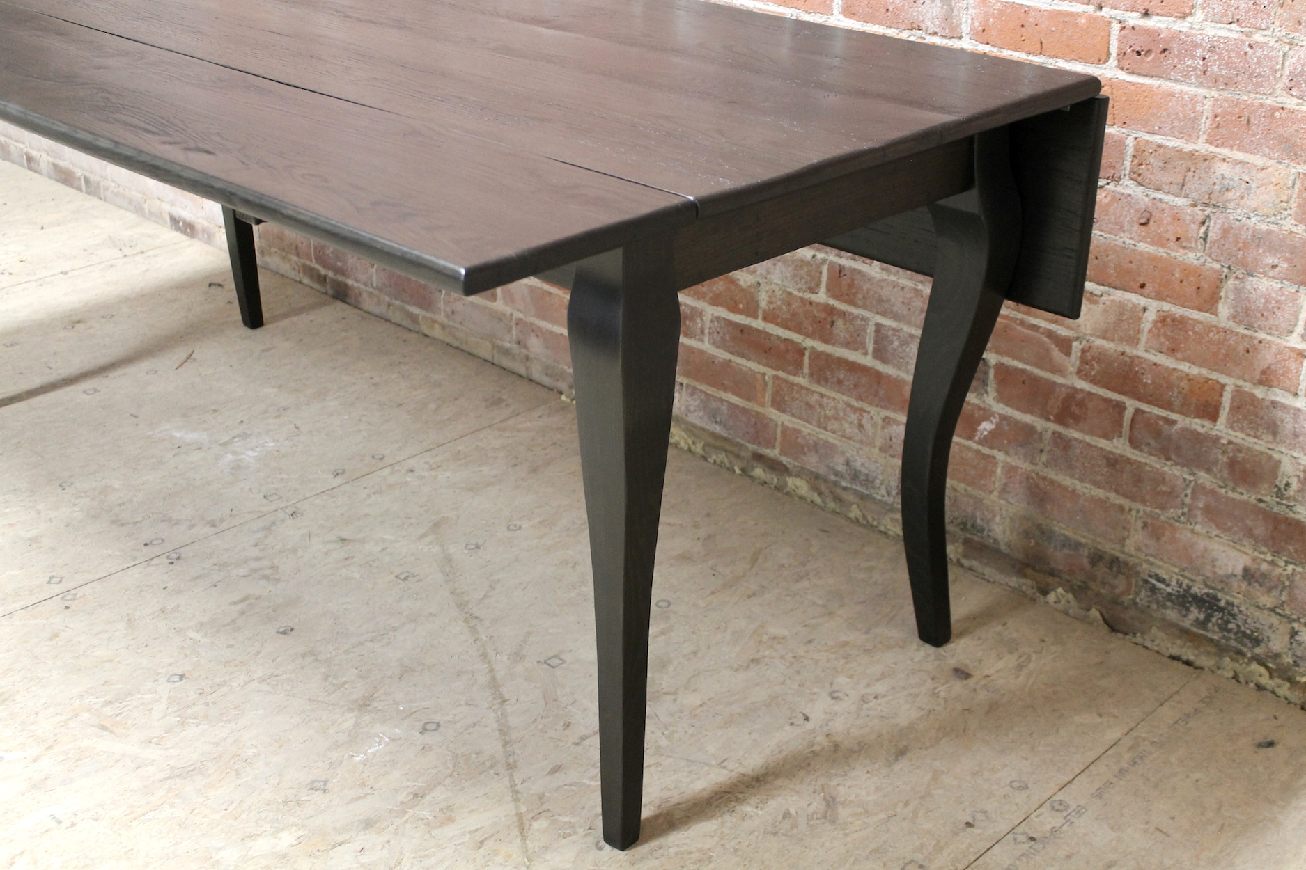 Black Drop Leaf Table – Table Design Ideas Pertaining To Most Recent Salvaged Black Shayne Drop Leaf Kitchen Tables (View 16 of 25)