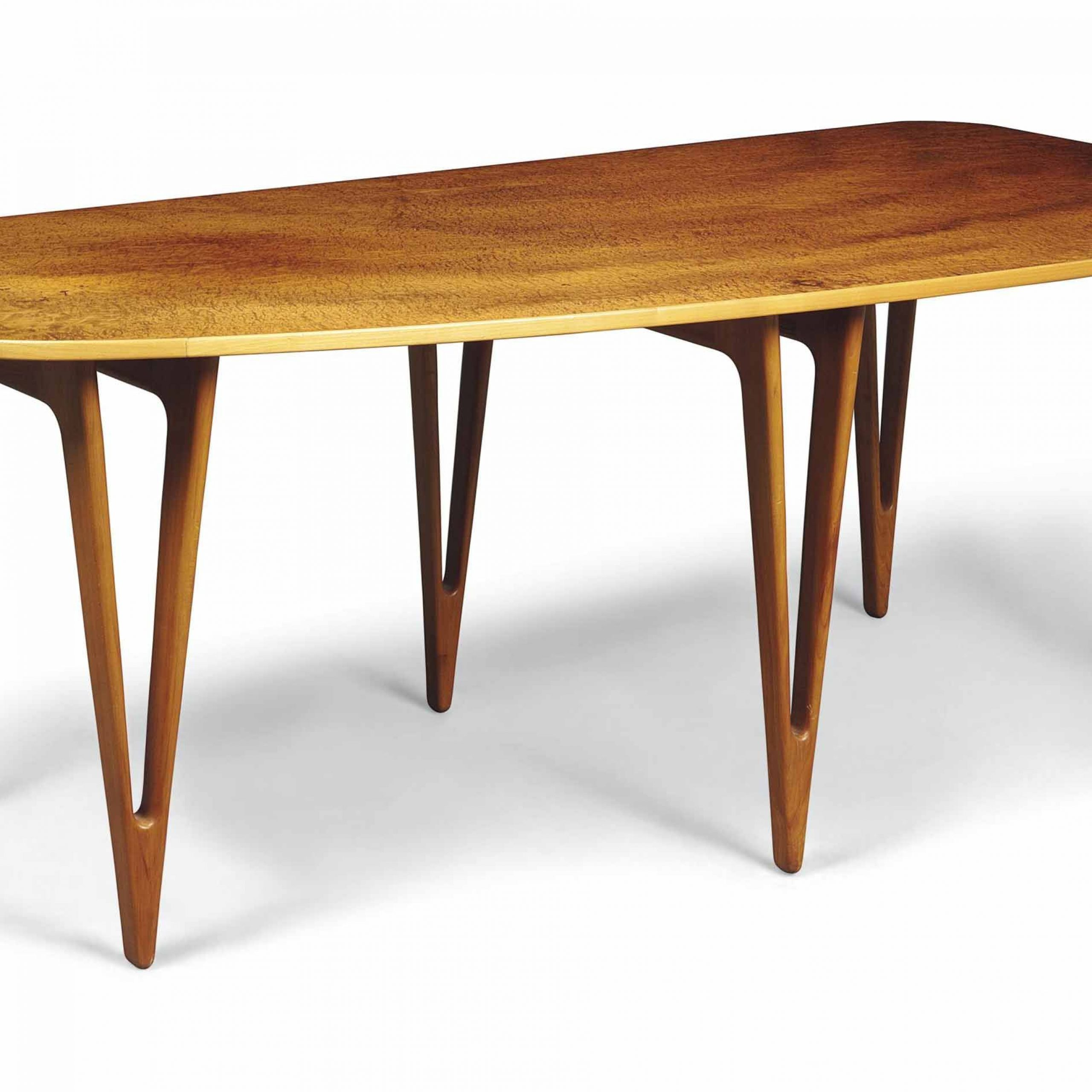Børge Mogensen (1914 1972) | A Rare Centre Table, 1949 Within 2018 Christie Round Marble Dining Tables (View 12 of 25)