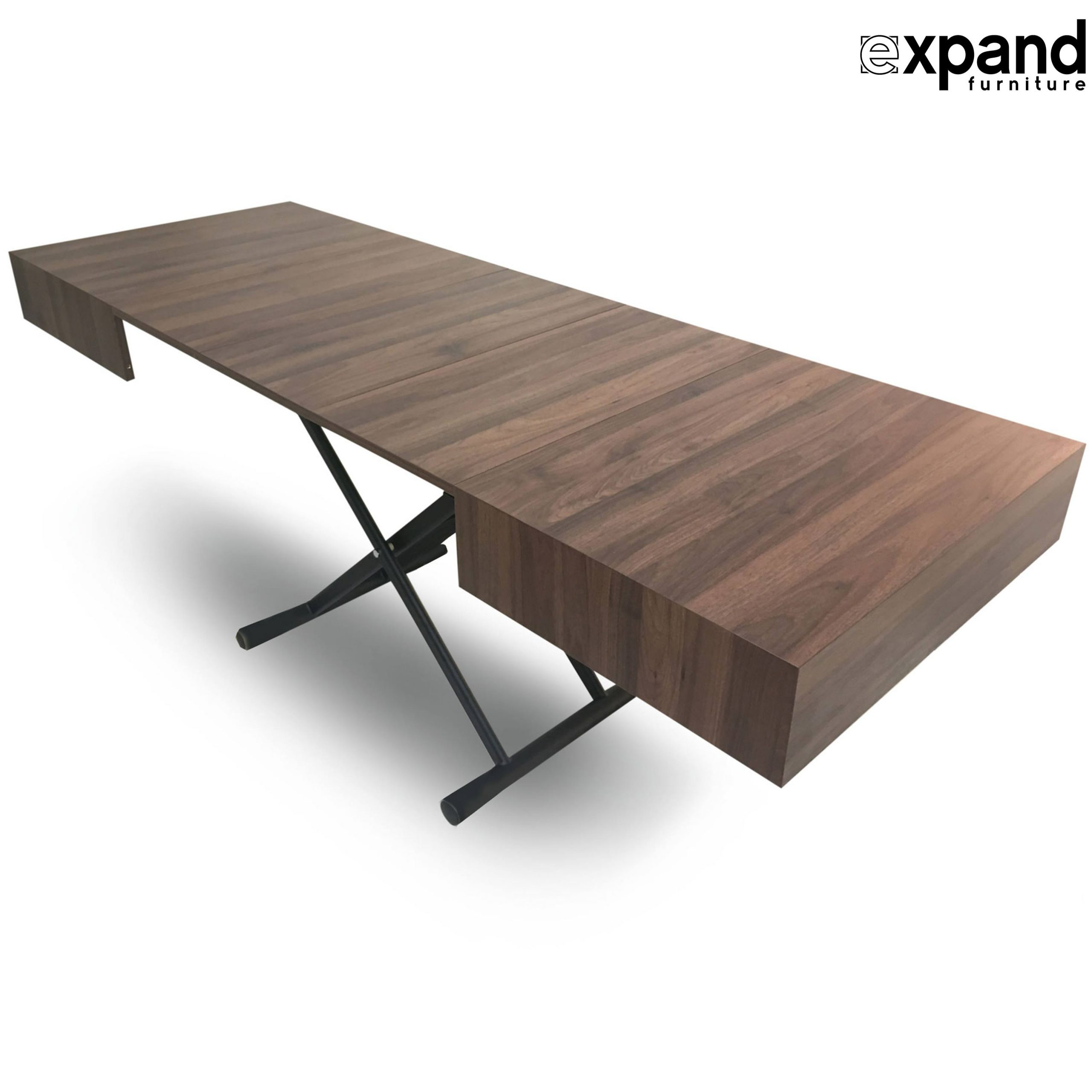 Box Coffee To Dining Table With Regard To 2017 James Adjustables Height Extending Dining Tables (Image 3 of 25)