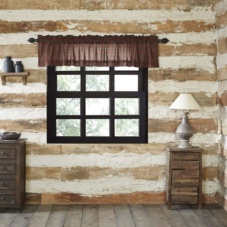 Featured Image of Red Rustic Kitchen Curtains