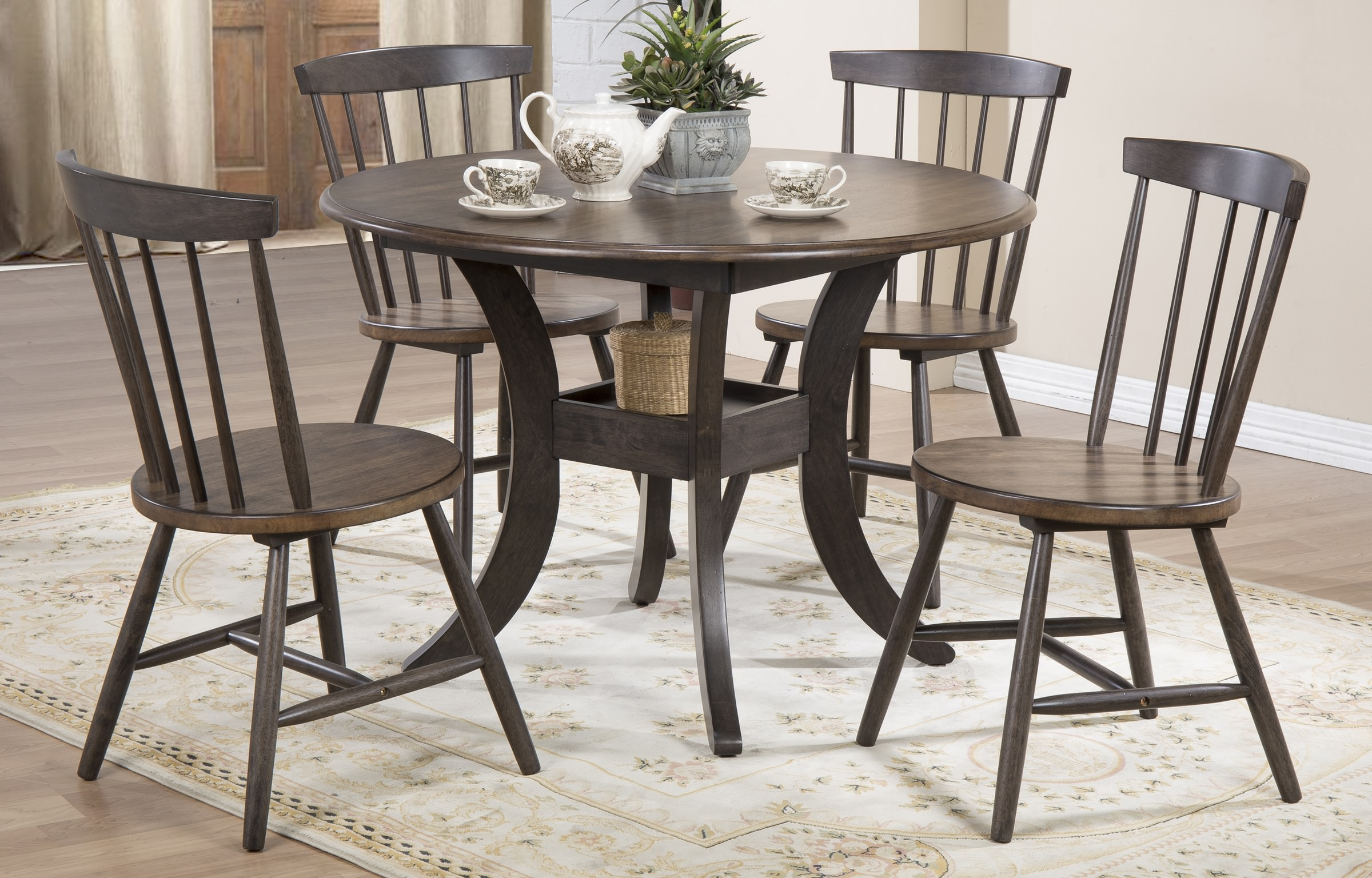 """Brooks 42"""" Round Table Pertaining To Best And Newest Brooks Round Dining Tables (View 6 of 25)"""