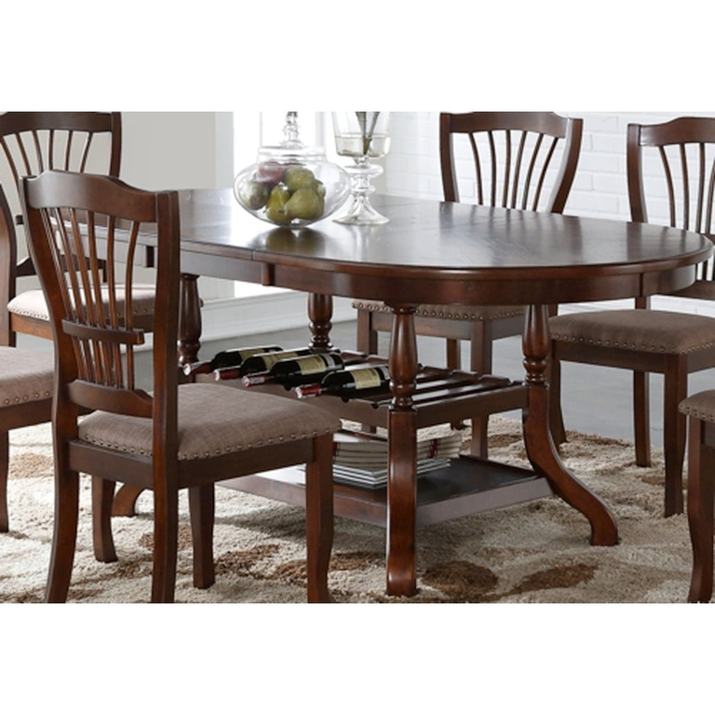 Buy Oval Kitchen & Dining Room Tables Online At Overstock Regarding Most Recent Chapman Marble Oval Dining Tables (View 20 of 25)