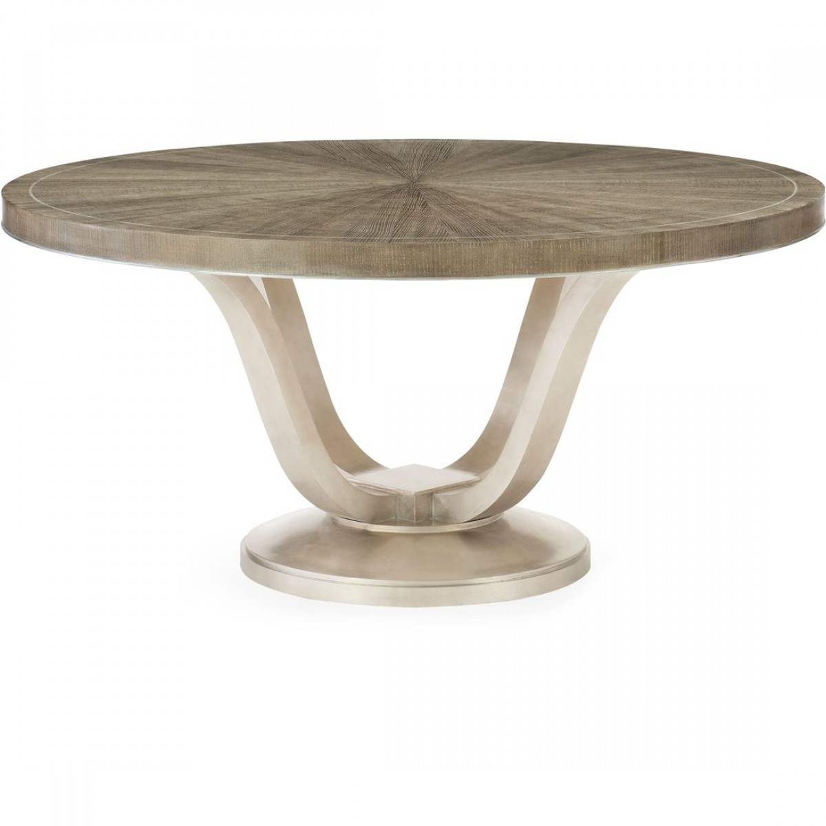 Caracole Avondale Round Dining Table Within Current Avondale Dining Tables (View 9 of 25)